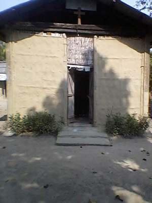 Sangkurpur's Church